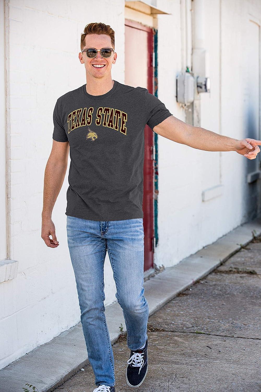 Elite Fan Shop NCAA Kids T Shirt Dark Heather Arch