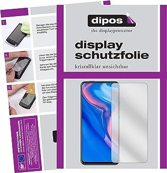 dipos I 2X Protector de Pantalla Compatible con dji Smart Controller pelicula Protectora Claro