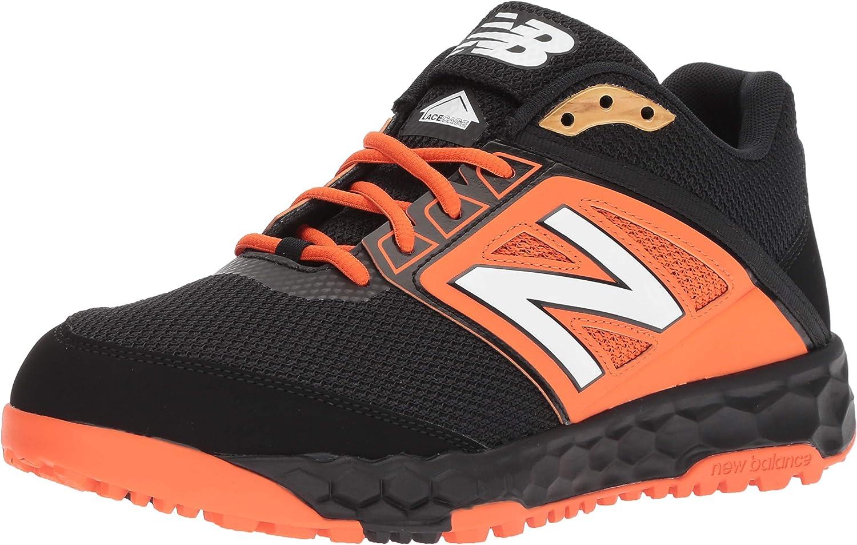 Image of Baseball & Softball New Balance Men's 3000v4 Turf Baseball Shoe