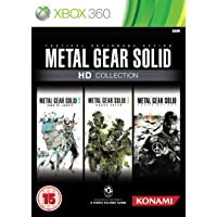Xbox 360 Metal Gear Solid Hd Collection - KONAMI