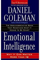 Emotional Intelligence: Why It Can Matter More Than IQ Paperback