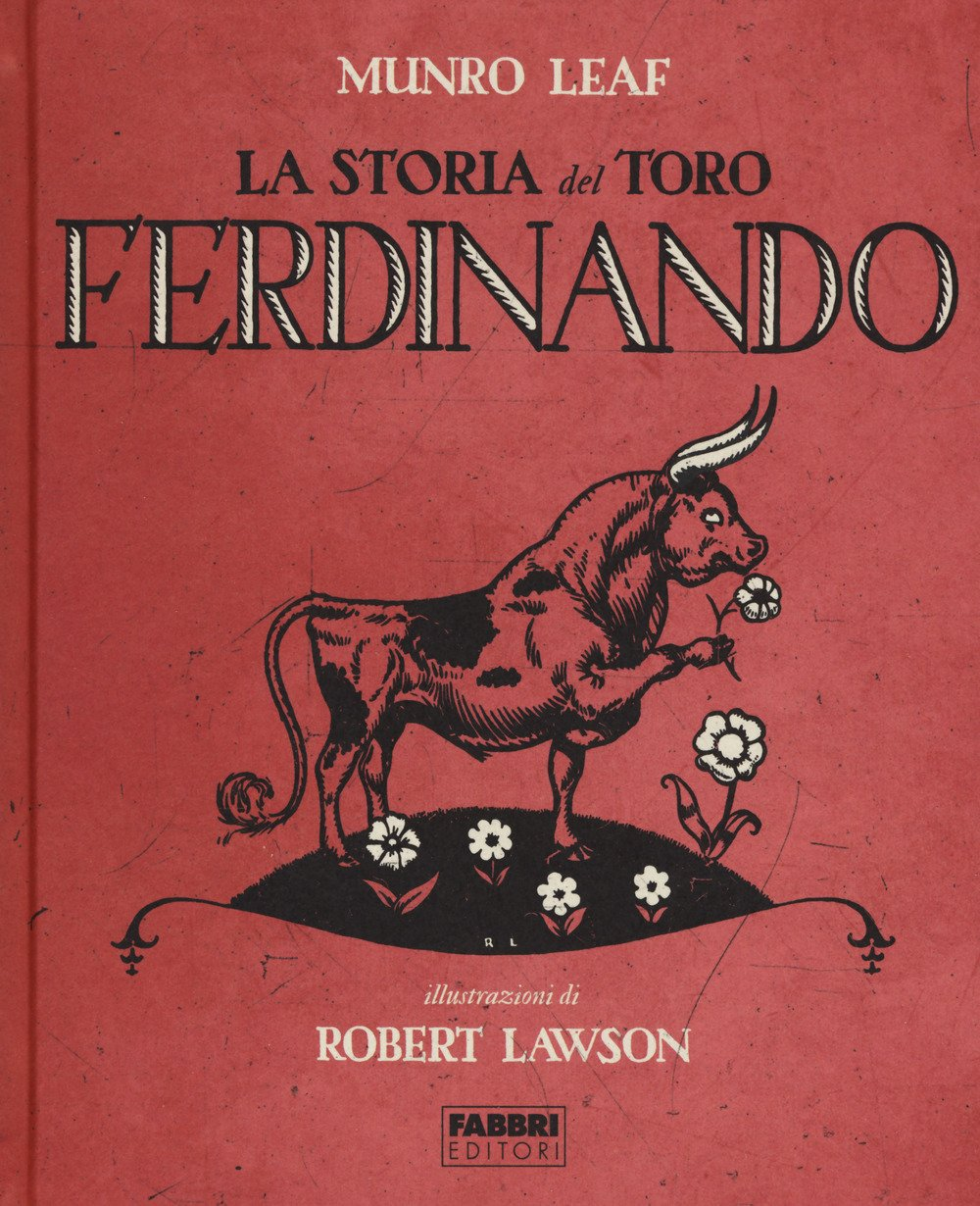 Amazon la storia del toro ferdinando ediz illustrata leaf