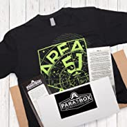 ParaBox Monthly - Paranormal Mystery T-Shirt Subscription Box:(XS)