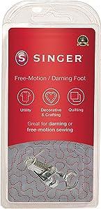 SINGER Darning Presser Foot