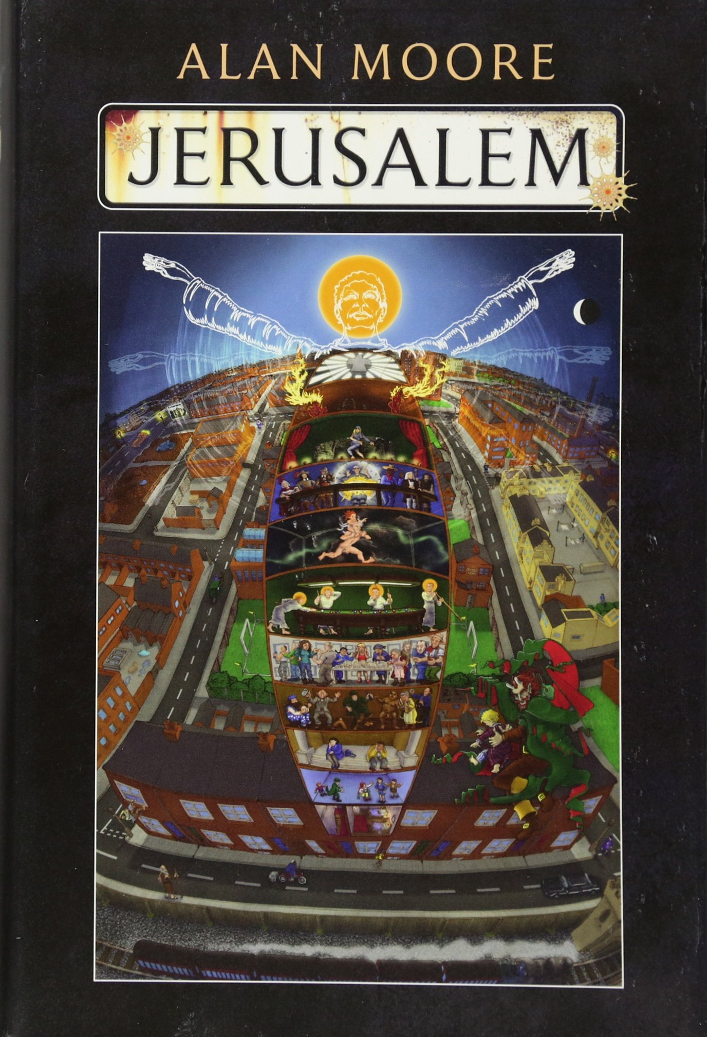 Jerusalem (Liverlight): Amazon.es: Alan Moore: Libros en ...