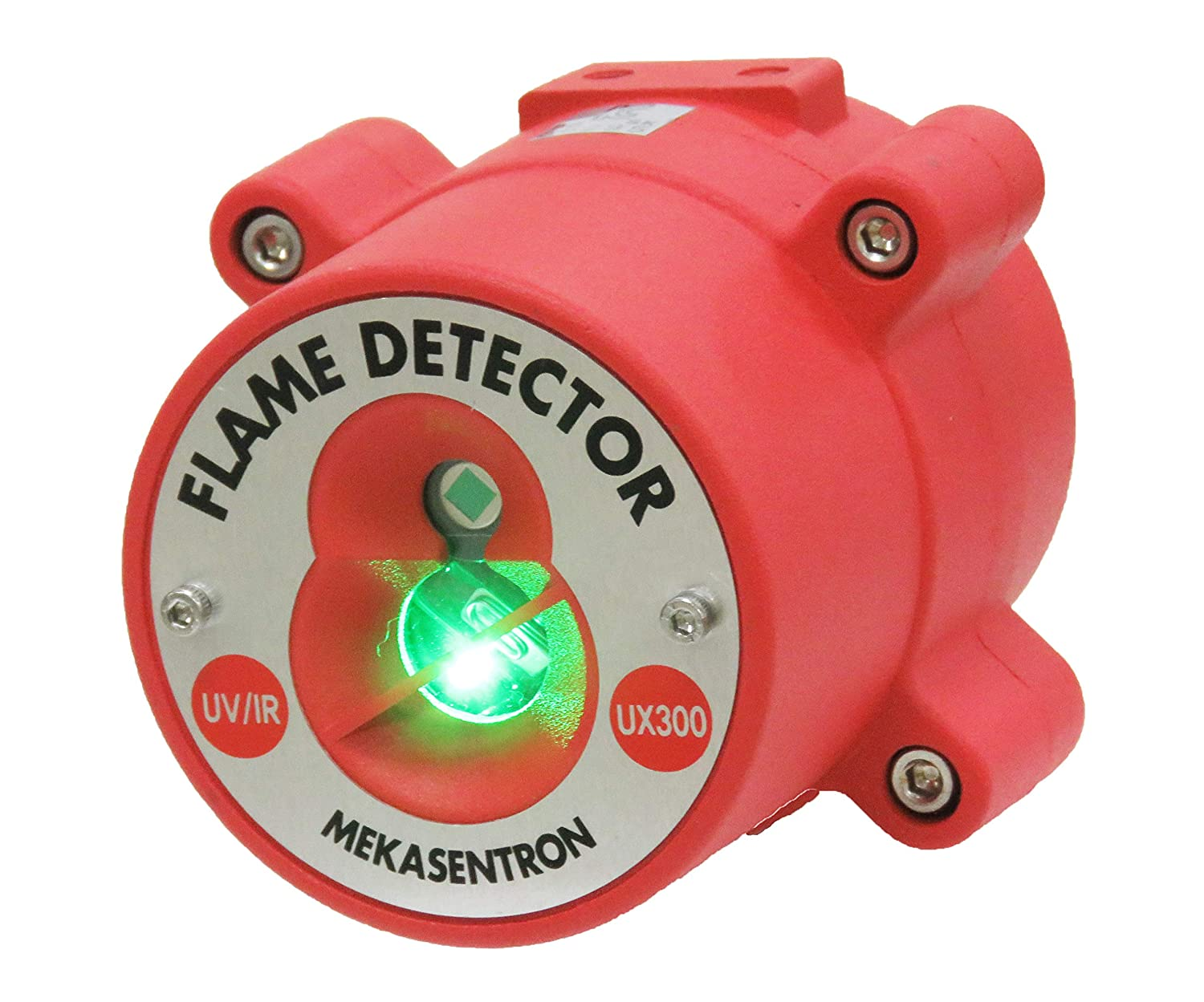 IECEx ATEX Approved EX Proof Type Ultra Violet and Infrared (UV&IR) Detects Flame Detector: Amazon.com: Industrial & Scientific