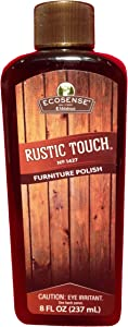 Melaleuca Rustic Touch Furniture Care —Orange Scent