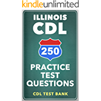 250 Illinois CDL Practice Test Questions