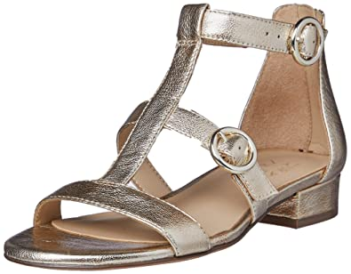 fda1fb35320 Amazon.com  Naturalizer Women s Mabel Flat Sandal  Naturalizer  Shoes