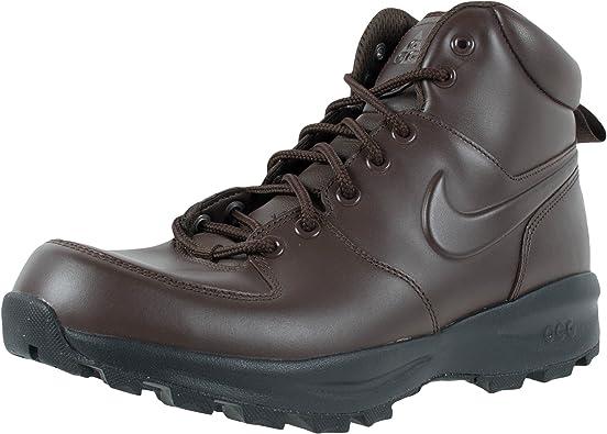 Amazon.com | Nike ACG Manoa Leather Boots Baroque Brown ...