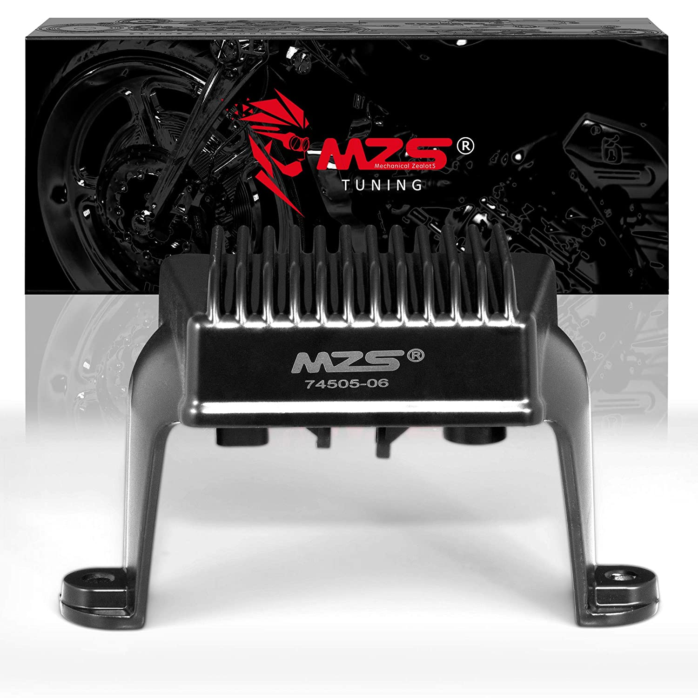 MZS 74505-06 Regulator Rectifier 50A Voltage compatible FLT FLH 74505-06A 498269 49-8269 498276 49-8276 H0506 74505-06 49-8269