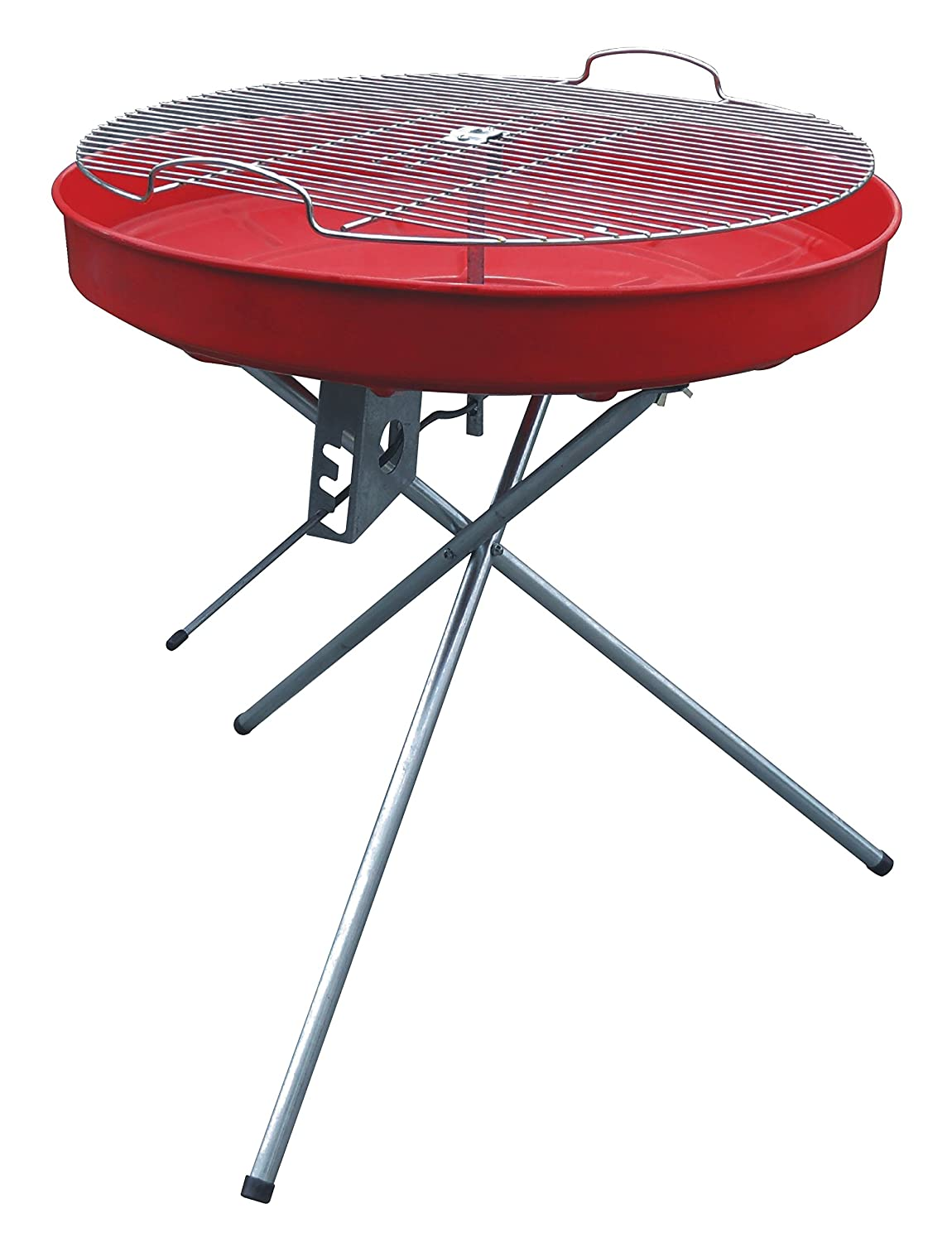 Toolway 185024 Barbeque Grill 24 Charcoal Canadian-Style