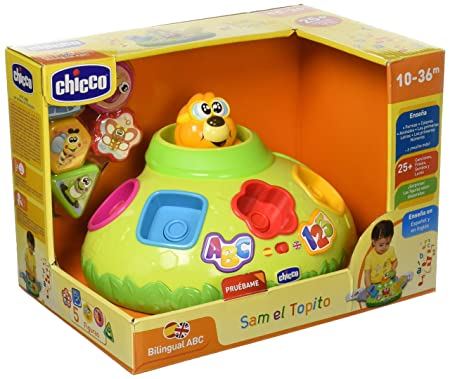 Chicco- Sam El Topito (00007710000040)