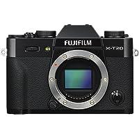 Fujifilm X-T20 Mirrorless Digital Camera, Black