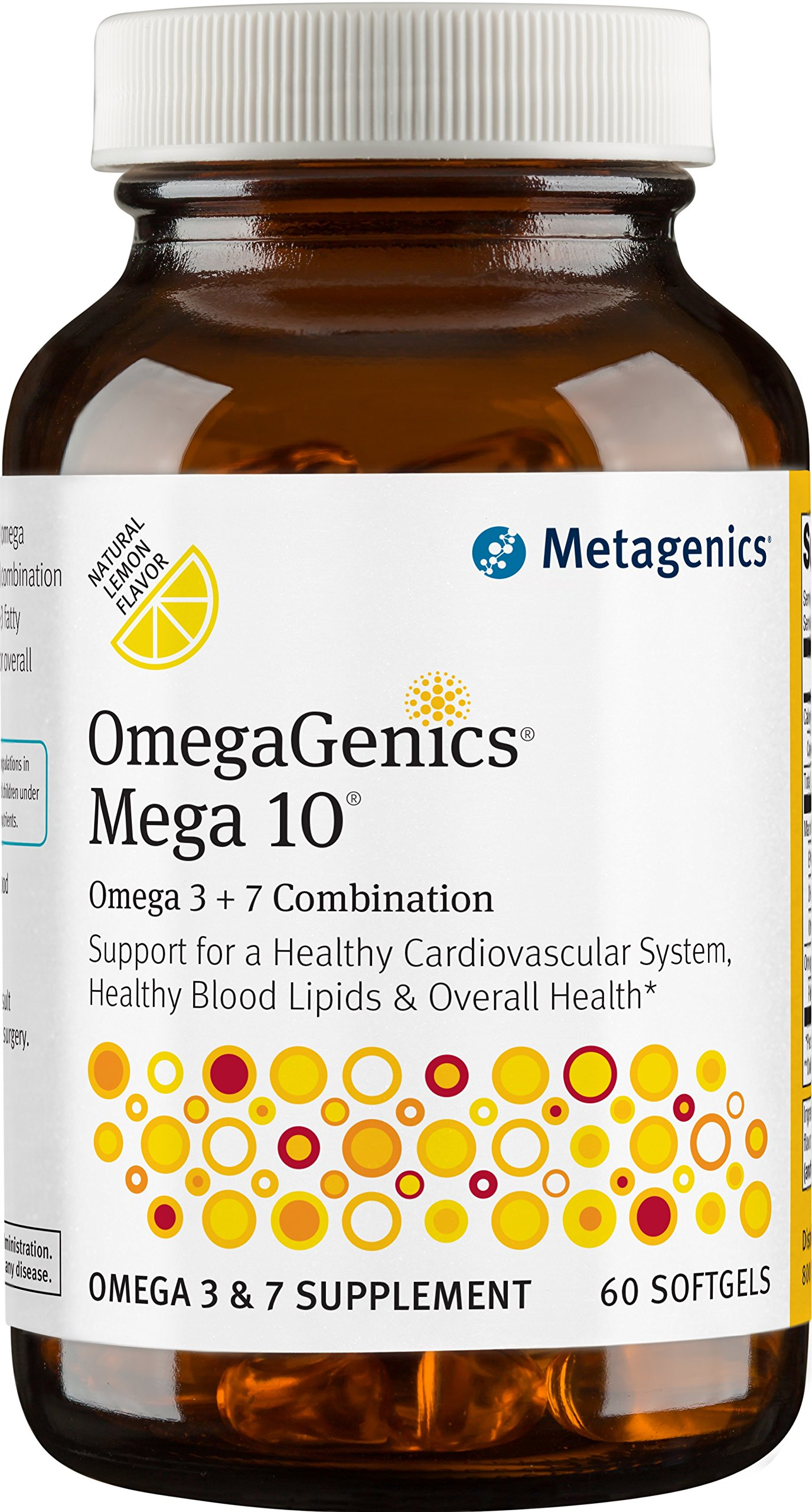 Metagenics - OmegaGenics Mega 10, 60 Count by Metagenics
