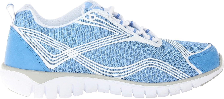 Propet Women's Travelite Walking Shoe Periwinkle