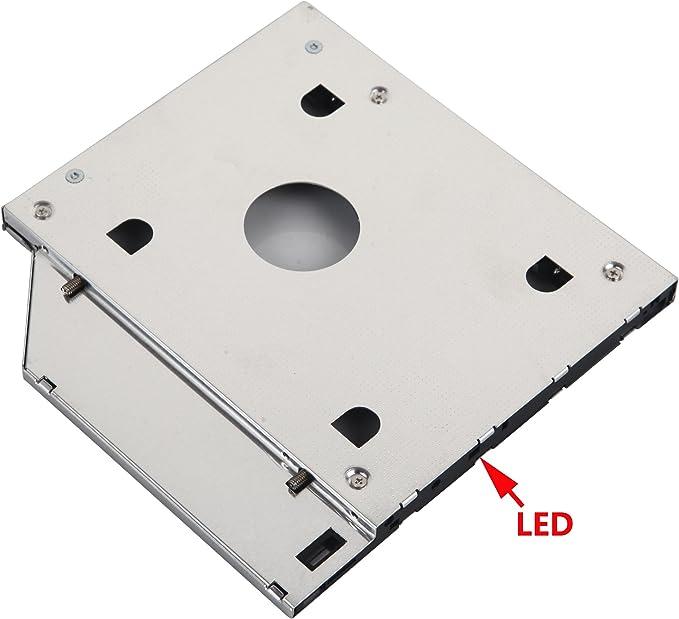 DeYoung SATA 2 nd HDD SSD disco duro Caddy Adaptador para Acer ...