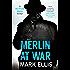 Merlin at War (A DCI Frank Merlin Novel Book 3)