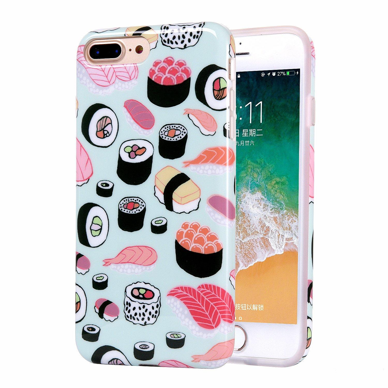 sushi iphone 8 plus case