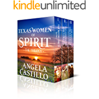 The Texas Women of Spirit Trilogy