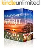 The Texas Women of Spirit Trilogy (English Edition)