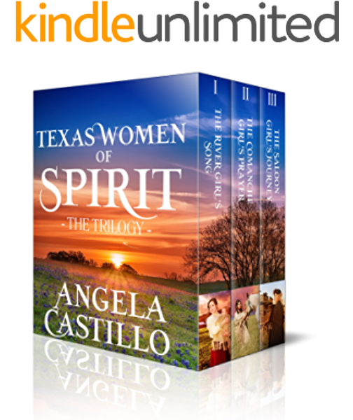 The Texas Women Of Spirit Trilogy Three Inspirational Stories From The Texas Frontier Kindle Edition By Castillo Angela Religion Spirituality Kindle Ebooks Amazon Com