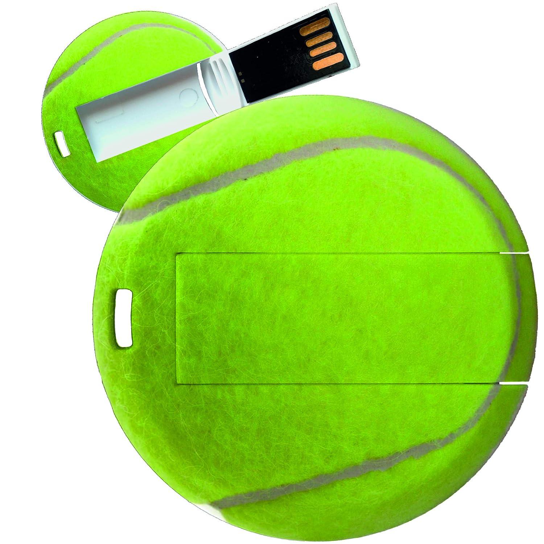 My Custom Style® Pen Drive USB Coin Card Redondo (diámetro 4,3 cm ...