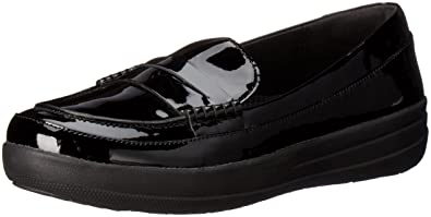 7ff5cab9c254 Fitflop Women s F-Sporty Tm Penny Loafer Flat  Amazon.co.uk  Shoes ...