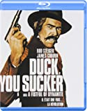 Duck You Sucker (aka A Fistful of Dynamite) [Blu-ray]