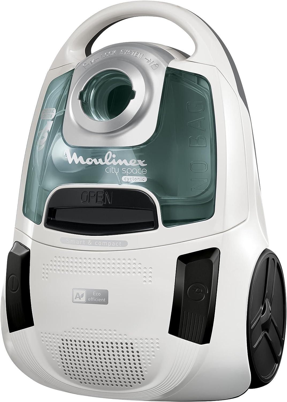 Moulinex City Space Cyclonic Aspirador sin bolsa: Amazon.es: Hogar