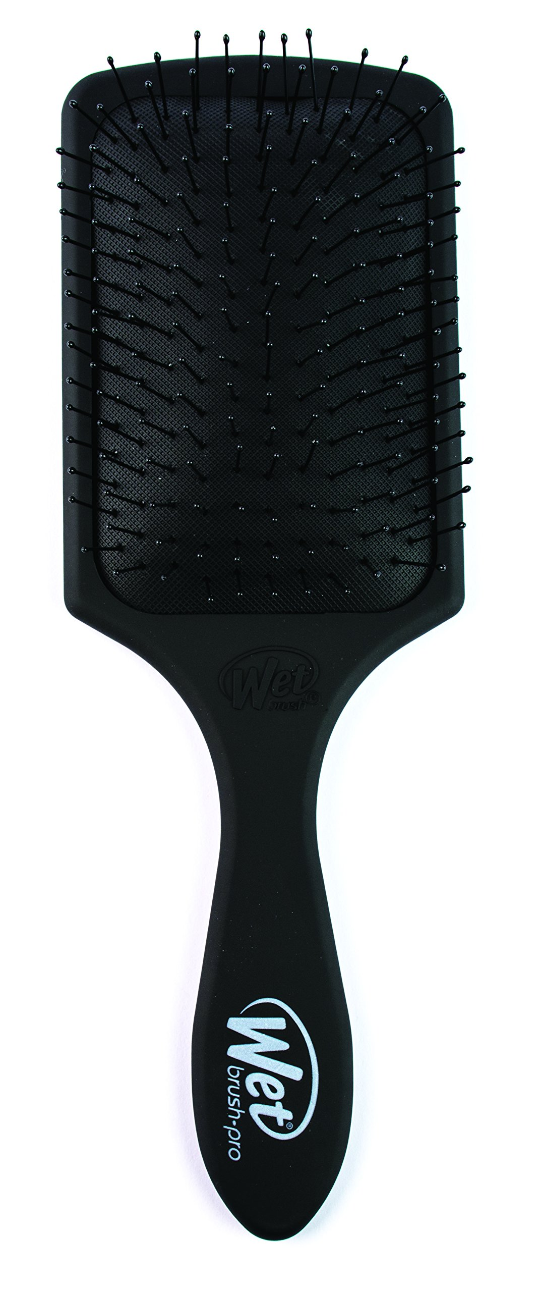Wet Brush Pro Paddle Hair Brush, Blackout