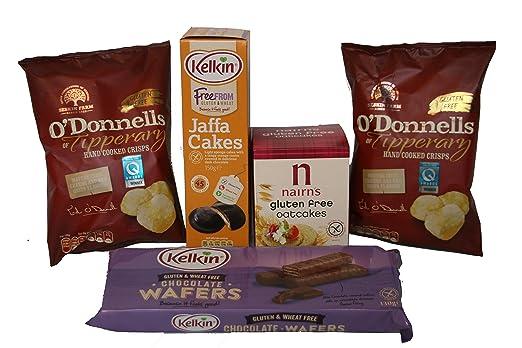Gluten free snack hamper by ds delta ireland ltd odonnells gluten free snack hamper by ds delta ireland ltd odonnells crisps kelkin negle Choice Image