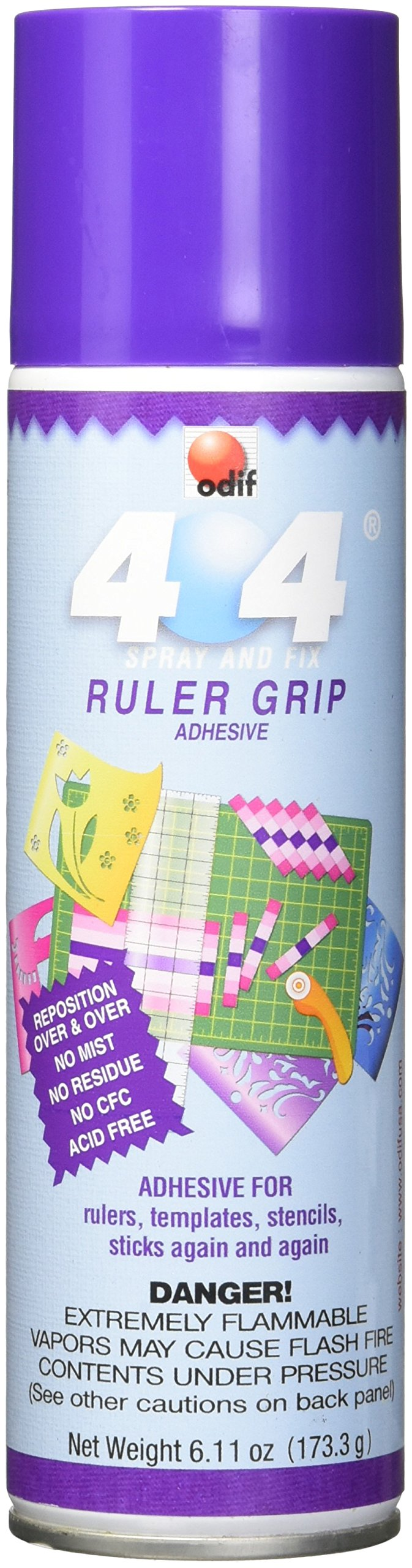 Odif Usa 404 Quilt Ruler Guide Adhesive