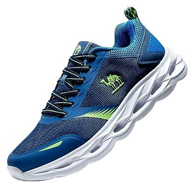 CAMEL Herren Laufschuhe Turnschuhe Sneaker Fitnessschuhe Sportschuhe Laufschuhe Ultraleicht Gym Turnschuhe