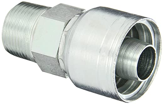 6505-06-04 Hydraulic Fitting 3//8 Female JIC Swivel X 1//4 Male Pipe Carbon Steel