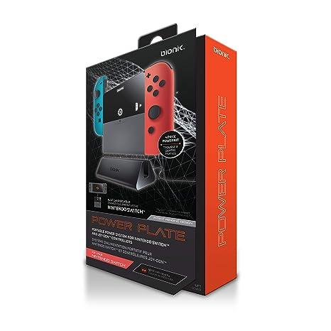 Base Cargadora Power Plate para Switch y JoyCon (Nintendo ...