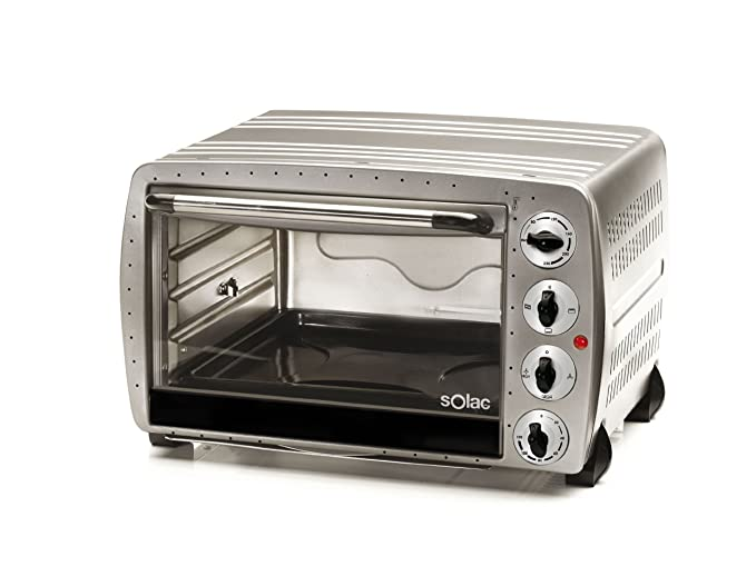 Amazon.com: Solac HO6026 Backofen 26 L: Aparatos