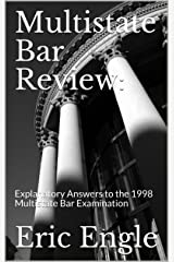 Multistate Bar Review:: How to Pass the Multistate Bar Examination (Quizmaster Point of Law) Kindle Edition