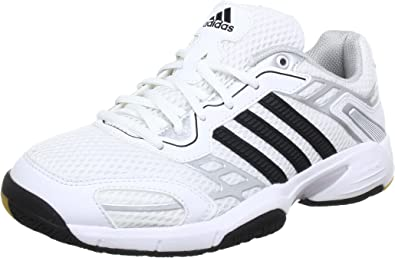 adidas - Zapatillas adidas Opticourt Team Light de Running, Talla 44, Color Blanco/Negro: Amazon.es: Zapatos y complementos