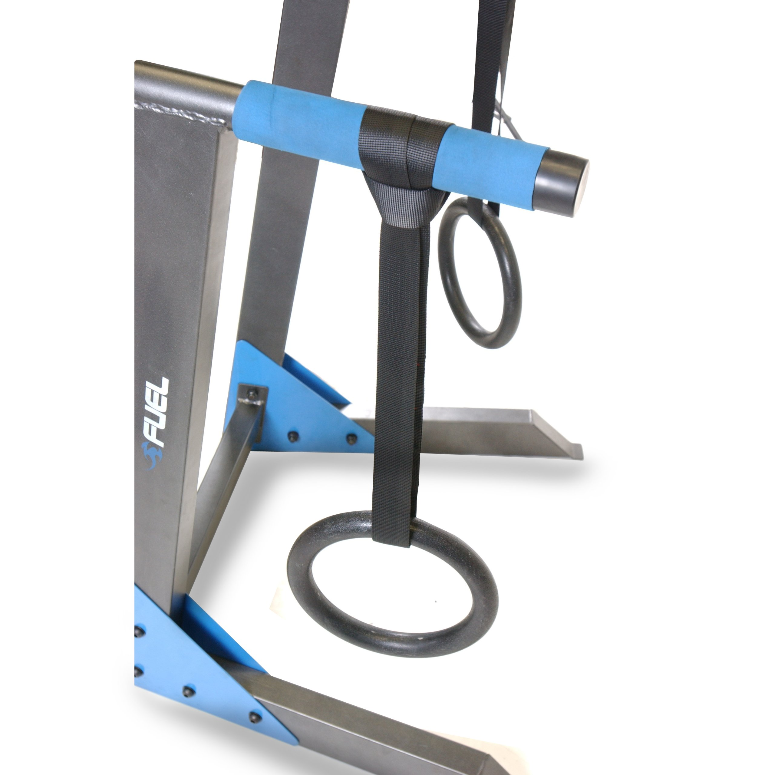Fuel Pureformance Deluxe Dip Station with Olympic Rings by Fuel Pureformance (Image #4)