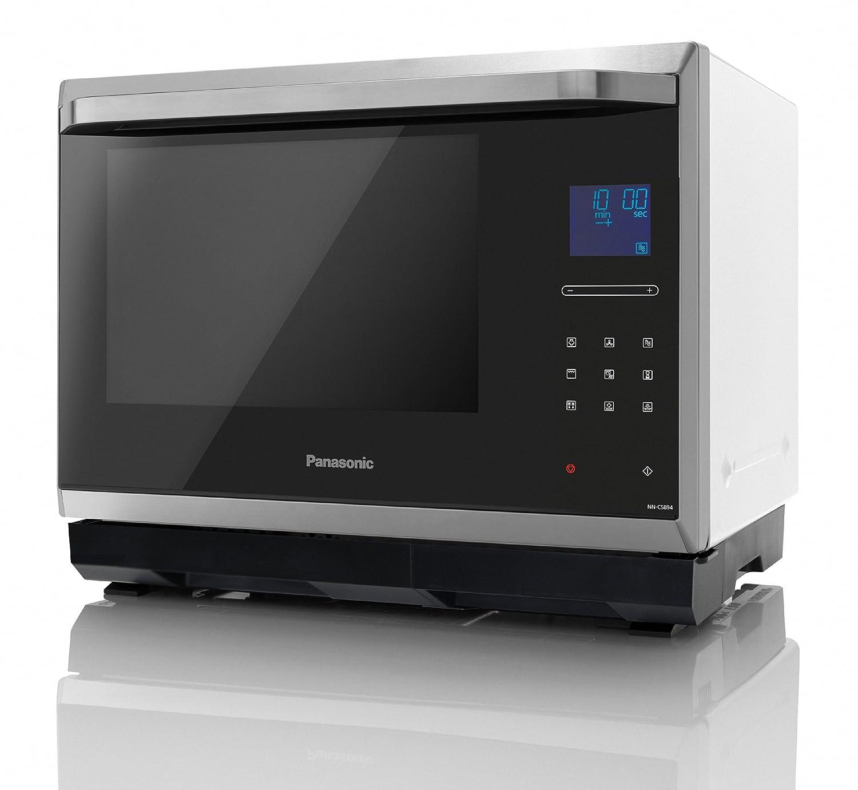 Panasonic NN CS894SEPG Dampfgarer Inverter Grill und en