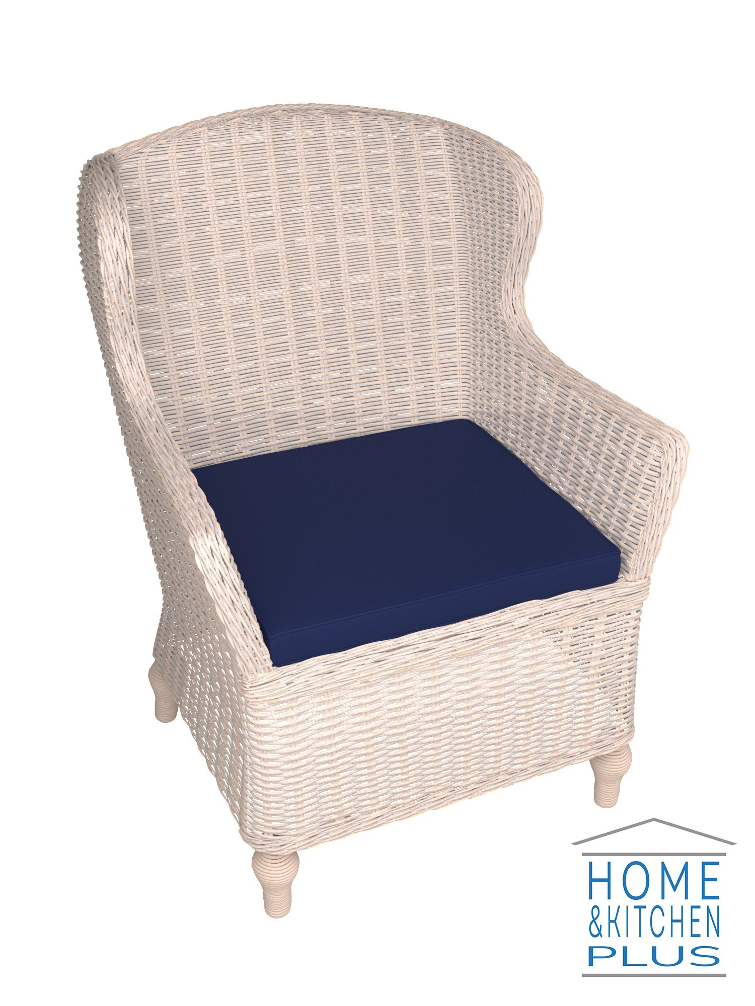 Outdoor Chair Cushions Patio Seat Pads Set of 2