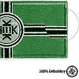 2 PCS QingZ Tactical Kek Flag Patch - Kekistan Flag