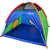 NARMAY Play Tent Easy Fun Dome Tent for Kids Indoor / Outdoor Fun-152 x 152 x 112 cm