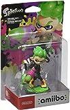 Nintendo Amiibo Ragazzo Inkling Verde Neon, Splatoon Collection