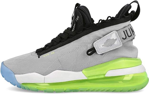 idiota Aprendiz cocinar  Nike Jordan Proto-max 720 Bq6623-007 - Tenis para hombre, Wolf  Gris/Negro-Volt-Pure Platinum, 12.5 US: Amazon.com.mx: Ropa, Zapatos y  Accesorios