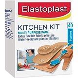 Elastoplast - Multi-purpose Plasters - Kitchen Kit (40)