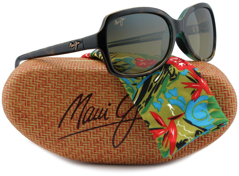 Maui Jim MJ700-10P Cloud Break Sunglasses Havana w/ Gray Gradient HS700-10P 56mm Authentic