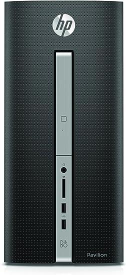 HP Pavilion 570-p036ns - Ordenador Sobremesa (Intel Core i3-7100 ...