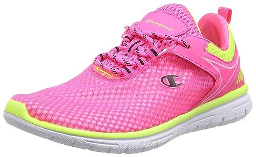 Champion GOGO, Zapatilla Running caña Baja Mujer, Rosa (Fluo Pink 8747), Talla 38 EU: Amazon.es: Zapatos y complementos